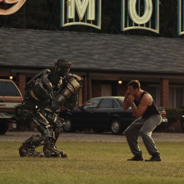 Real Steel Movie Review