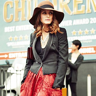 Olivia Palermo Launches Her Style Blog