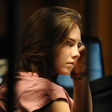 Amanda Knox Sexually Harassed in Prison