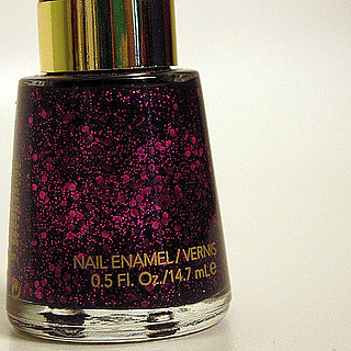 Revlon Glitter Nail Polish: Facets of Fuchsia