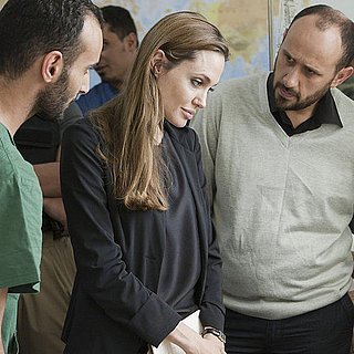 Angelina Jolie Visiting Libya For UNHCR Pictures