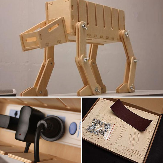 Star Wars AT-AT Cable Manager