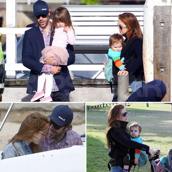Share This Link  Sacha Baron Cohen Wife And Kids