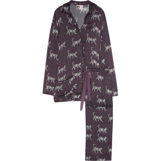 Designer Pajamas You Won't Want to Miss