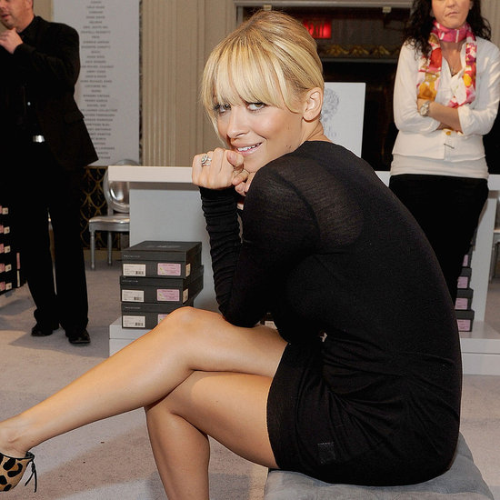 Nicole Richie at Shoes on Sale NYC Event Pictures