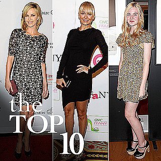 Best Celebrity Style For October 14, 2011