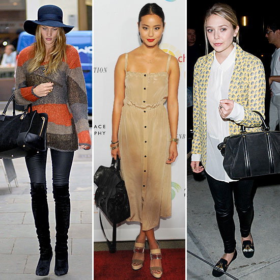 Celebrity Style Quiz For October 10, 2011