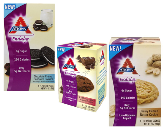 Atkins cookie recipes
