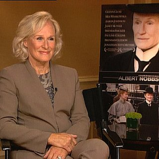Glenn Close Talks Dressing Like a Man for Albert Nobbs - Check Out The Video!