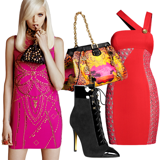 Here It Is — The Complete Versace For H&M Collection!
