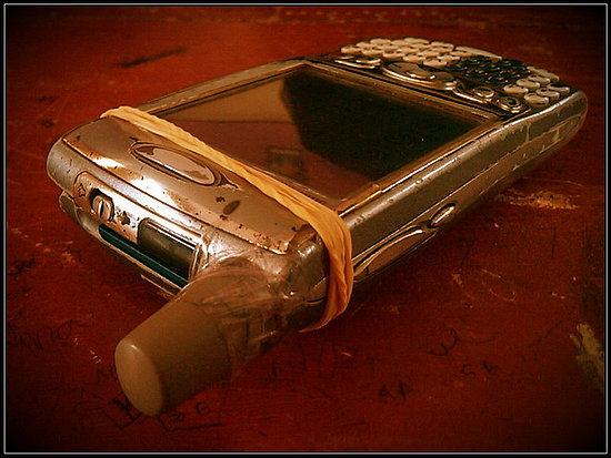 My Old Palm Treo 650