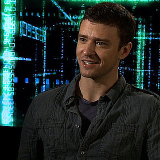 Video Interview With Justin Timberlake on In Time, Making Movies and Music