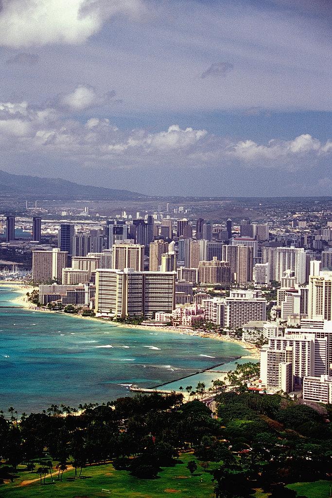 No. 6: Honolulu