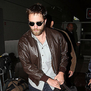 Robert Pattinson and Ashley Greene in Paris Pictures