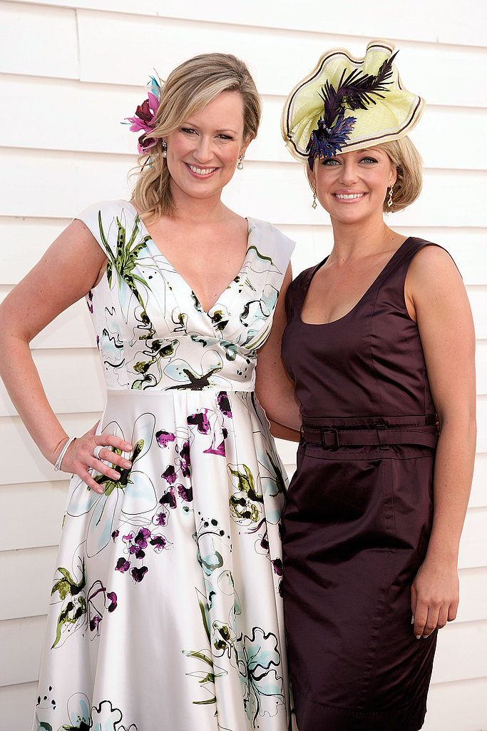 2007: Melissa Doyle and Shelley Craft
