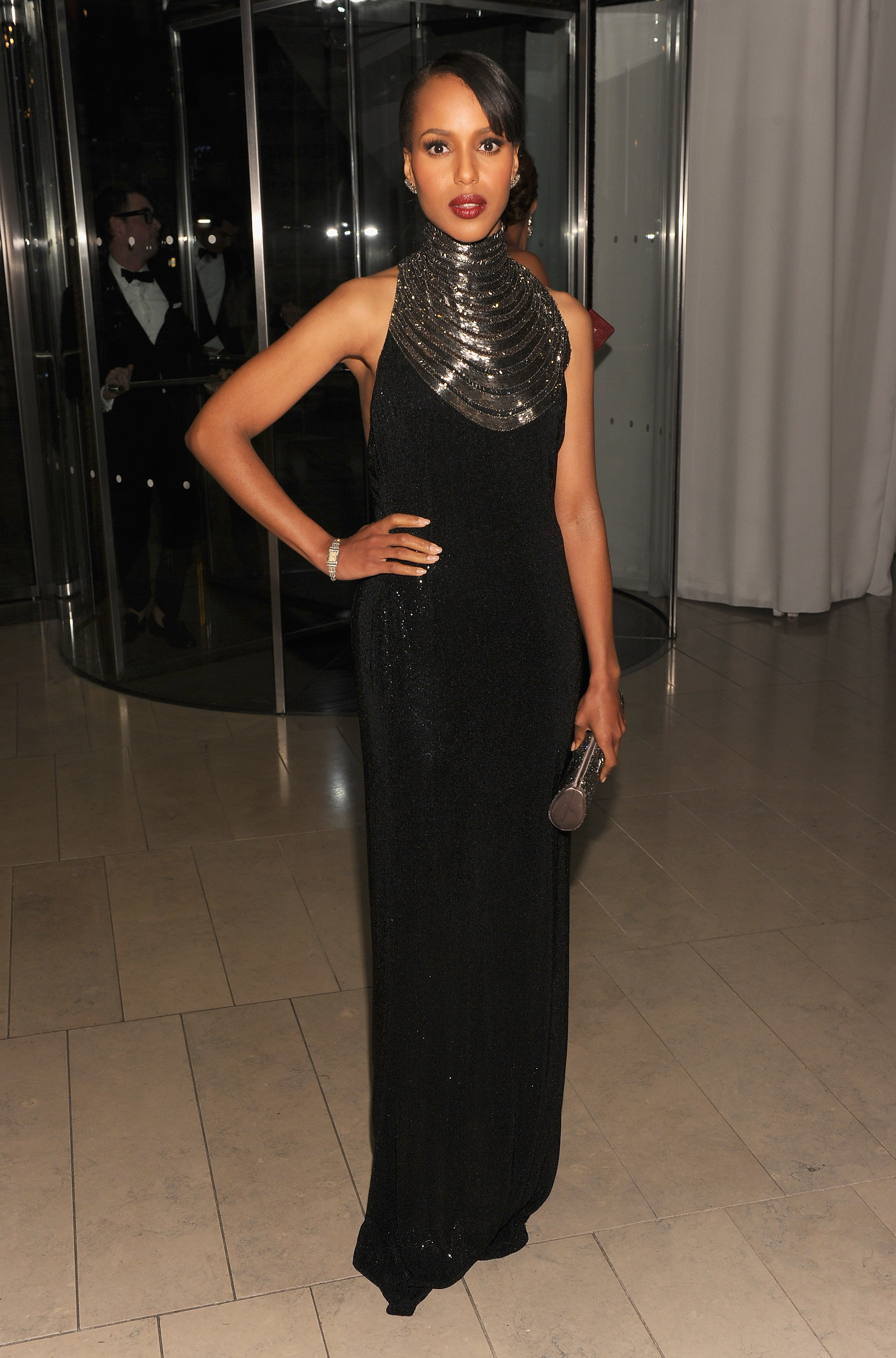 Kerry Washington at Lincoln Center.