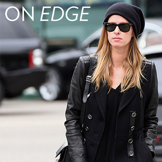 Celebrities Edgy Fall Style 2011 | POPSUGAR Fashion