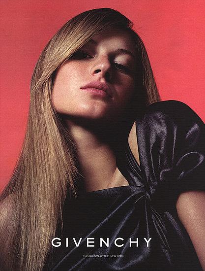 Gisele Bundchen Spring 2012 Givenchy Campaign Rumors
