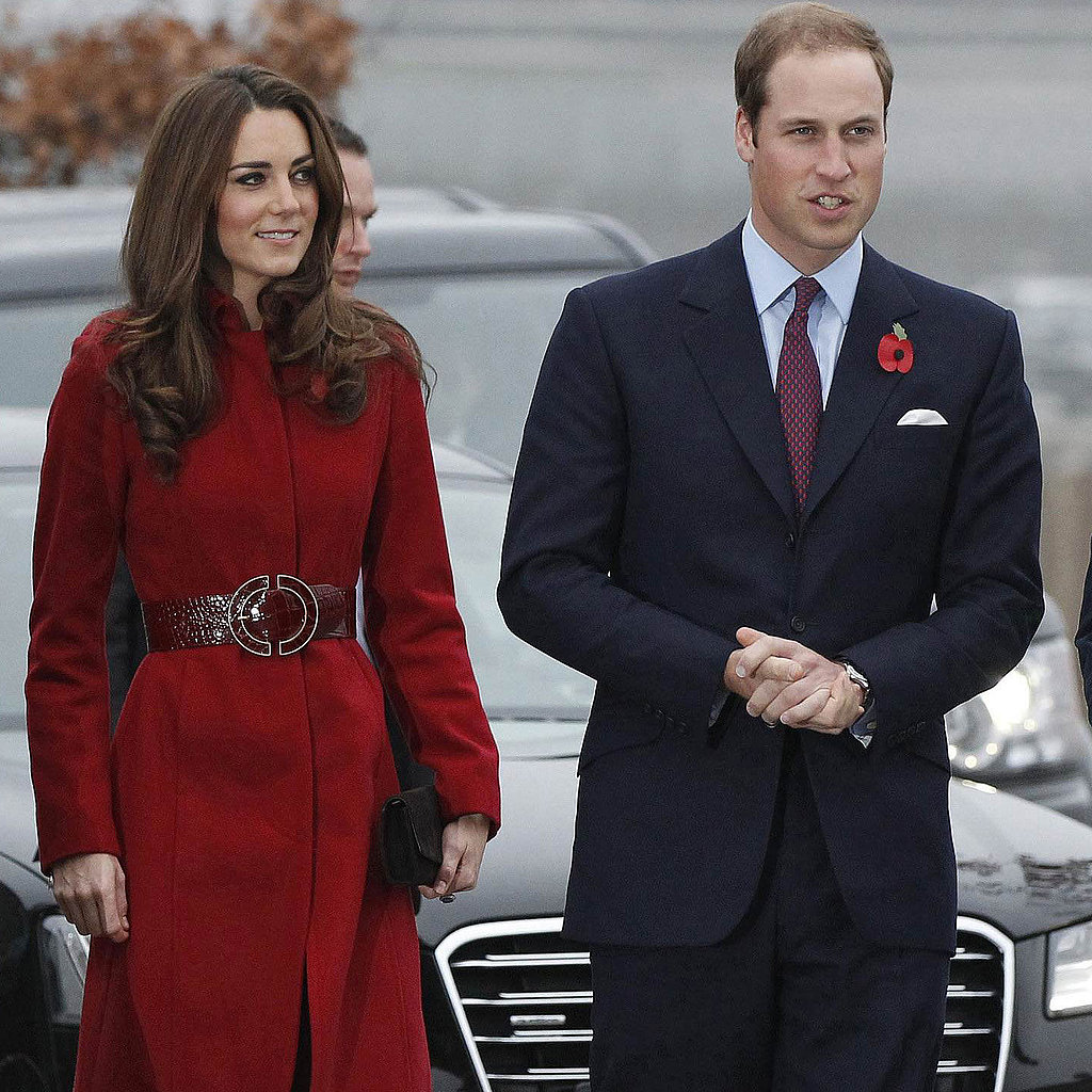 Prince William and Kate Middleton went on a special trip to Copenhagen.