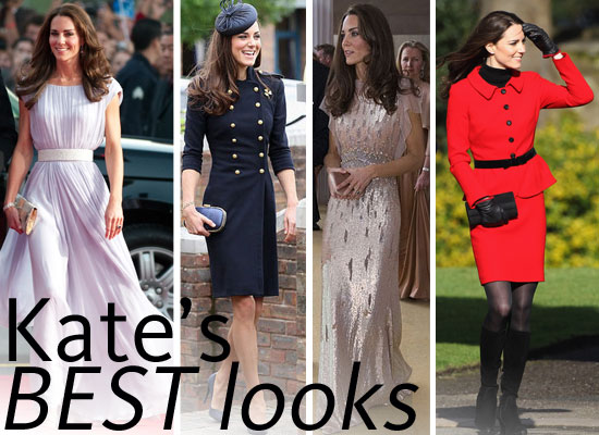 Kate Middleton Voted Britain's Most Stylish Woman by Harper's Bazaar: We Round Up the Duchess' Most Stylish Moments!