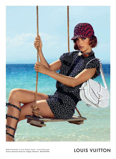 Resort 2012 Ad Campaigns: Chanel, Gucci, Prada, Miu Miu, Dior