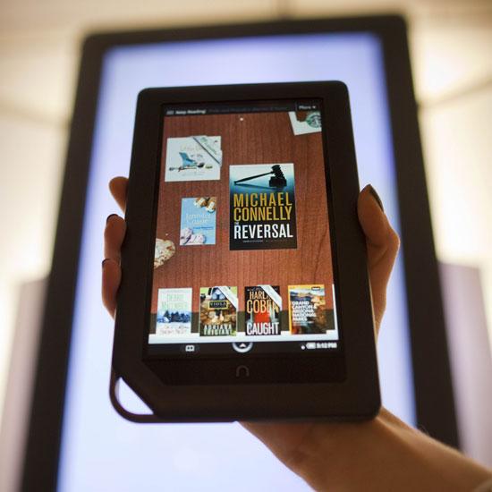 Nook Tablet Available Nov. 16, Preorder Nov. 7