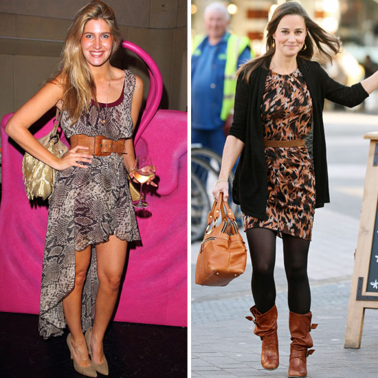 Get Pippa Middleton's Style in London