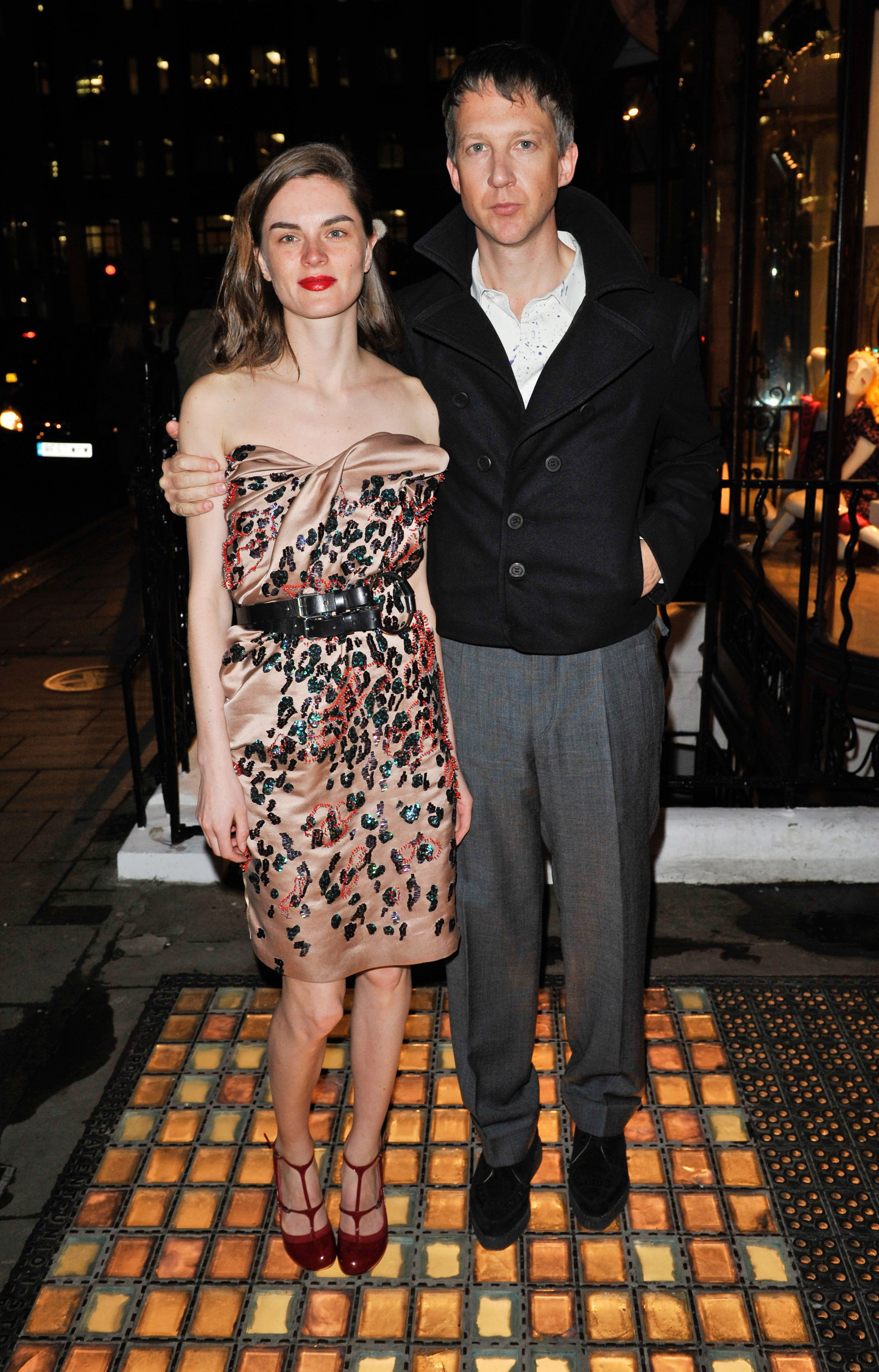 March 2009: Lanvin London store opening