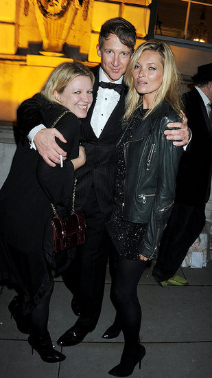 Dazed & Confused 20th Anniversary Party - Kate Moss, Katie Grand [Pictures]