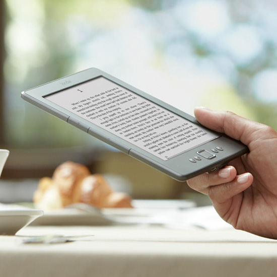 For the Book Nerd: Kindle ($79)