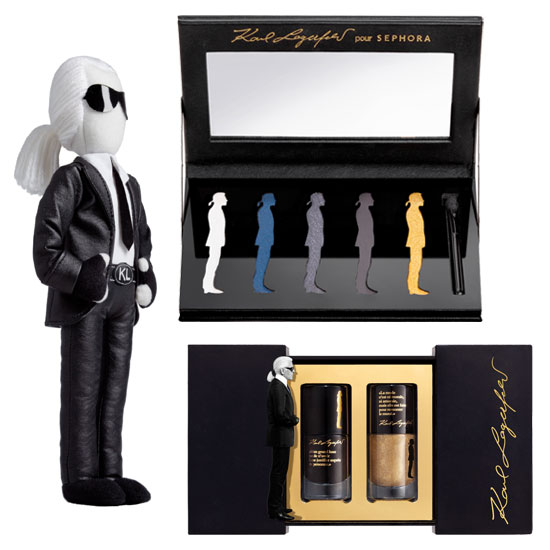 Karl Lagerfeld For Sephora Makeup Pictures