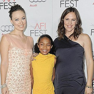 Jennifer Garner Talking About Violet and Seraphina Affleck