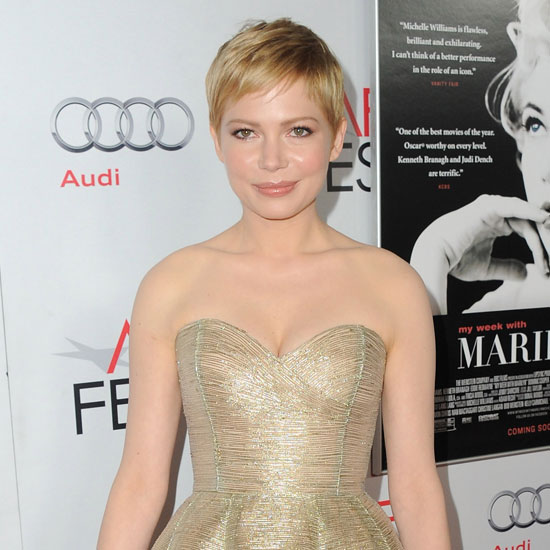 Michelle Williams Pictures at AFI My Week With Marilyn Premiere