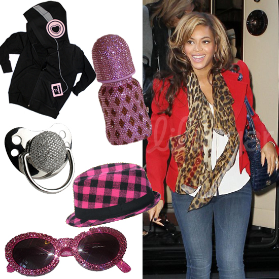 10 Gifts Perfectly Suited For Beyoncé and Jay-Z's Baby Girl Blue Ivy!
