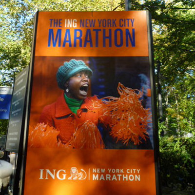 Pictures From 2011 New York City Marathon
