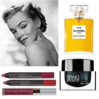 Marilyn Monroe's Favorite Beauty Products