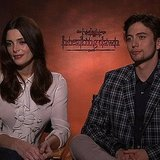 Ashley Greene and Jackson Rathbone Interview (Video)