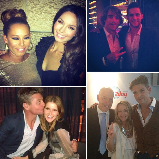 Fun and Funny Celebrity Twitter Pictures From Ricki-Lee Coulter, Hayden Quinn, Lara Bingle