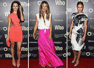 Pictures of Celebrities at the Who Magazine Sexiest People List Party: Lara Bingle, Jodi Gordon, Mel B, Ricki-Lee Coutler & more