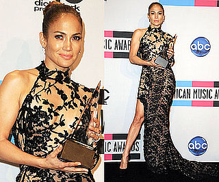Jennifer Lopez at 2011 American Music Awards