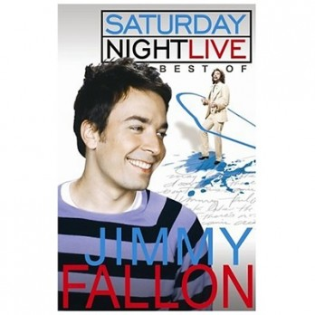 SNL The Best of Jimmy Fallon DVD - NBC Store