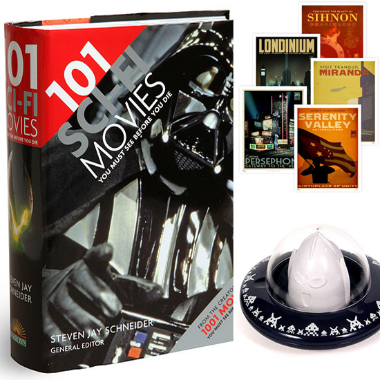Sci-Fi Lovers Gift Guide