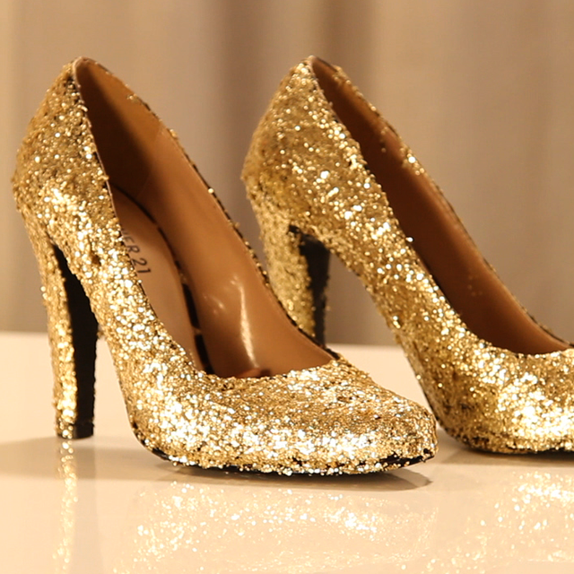 Glitter Shoes 2 | Fashion