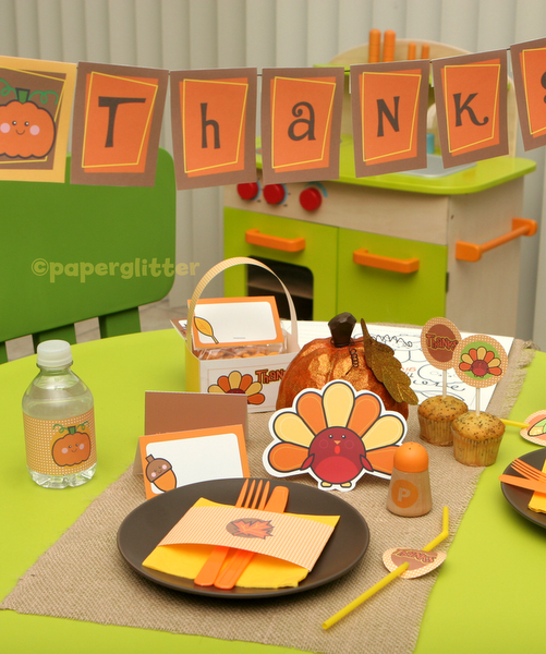 One-Stop Thanksgiving Decor Shop