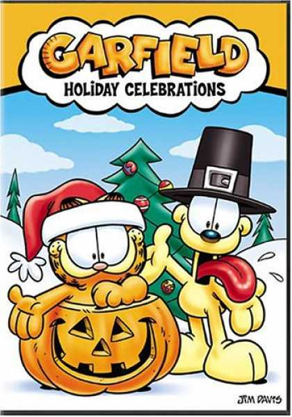 Garfield's Thanksgiving Special