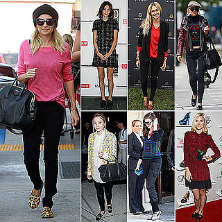 7 Days, 7 Ways: How Celebs Style Up Their Hip Loafer Kicks