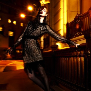 Best Party Clothes For Winter 2011