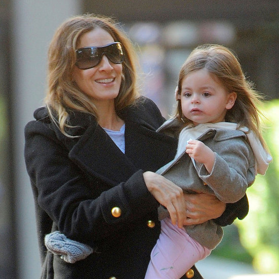 Sarah Jessica Parker Friday Pictures With Loretta Tabitha
