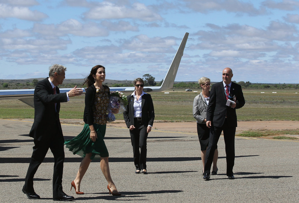 Princess Mary in Australia Days 6 and 7