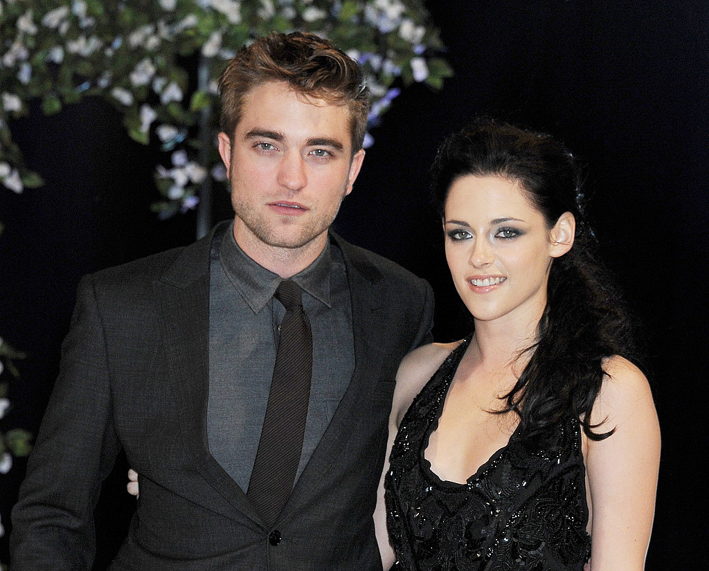 Relationship Confirmation From Rob and Kristen